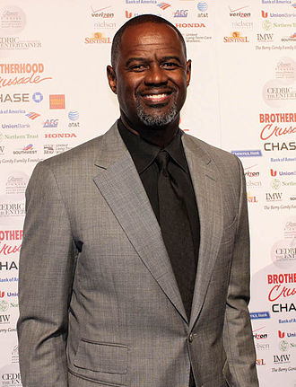 Brian McKnight - McKnight at the 2014 Pioneer of African American Achievement Awards Gala