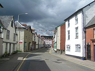 Kington, Herefordshire - Bridge Street