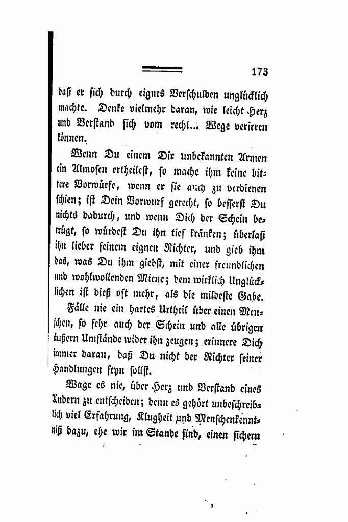 bestimmung title