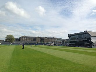 Gloucestershire County Cricket Club - The Bristol County Ground