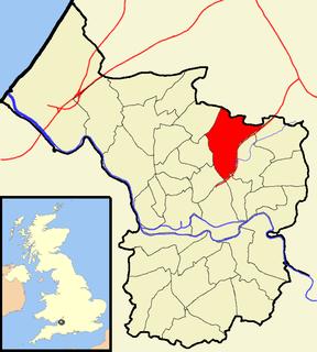 Lockleaze Human settlement in England