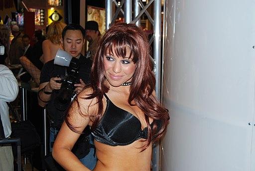 Britney Stevens at AVN Adult Entertainment Expo 2008 (1)