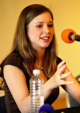 Brittney Karbowski - Karbowski at the 2008 Anime Supercon
