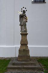 Statue of John of Nepomuk, Brno-Líšeň