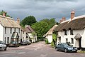 Broadhembury, the village street - geograph.org.uk - 173811.jpg