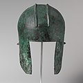 Bronze helmet of Illyrian type MET DP105500.jpg