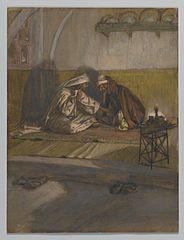 Entretien de Jésus et de Nicodème