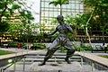Bruce Lee Statue at Avenue of Stars, HongKong (Ank Kumar) 05.jpg