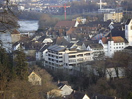 Center of Brugg