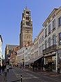 Brugge, de Sint-Salvatorskathedraal (oeg29716) vanuit de Zuidzandstraat poging1 foto9 2015-09-27 13.22.jpg