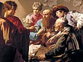 Brugghen, Hendrick ter - The Calling of St. Matthew - 1621.jpg