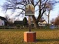 Brundish Village Sign - geograph.org.uk - 1095320.jpg