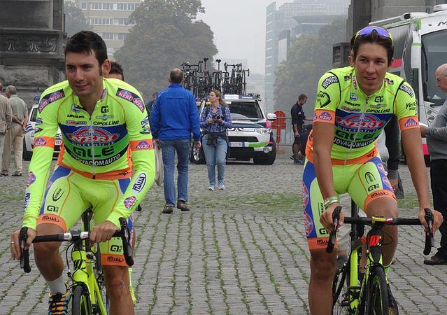 Bruxelles et Etterbeek - Brussels Cycling Classic, 6 septembre 2014, départ (A105).JPG