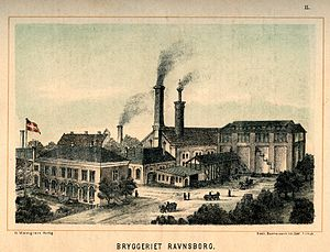 Ryesgade - Ravnsborg Brewery