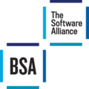 BSA (The Software Alliance) - The current BSA logo.