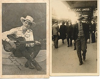 Buddy Williams (country musician) - Buddy Williams early years