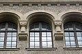 Budynek LO Nr 1 im Marii Curii Skłodowskiej - widok od strony zachodniej Szczecin ul. Piastów proj. .Wilhelma Meyera-Schwartau , realizacja 1900- 1903.jpg