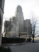 Buffalo City Hall - an Art Deco masterpiece