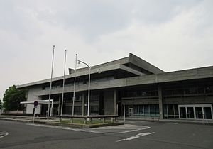 Building of Nagano Prefectural Assembly.JPG