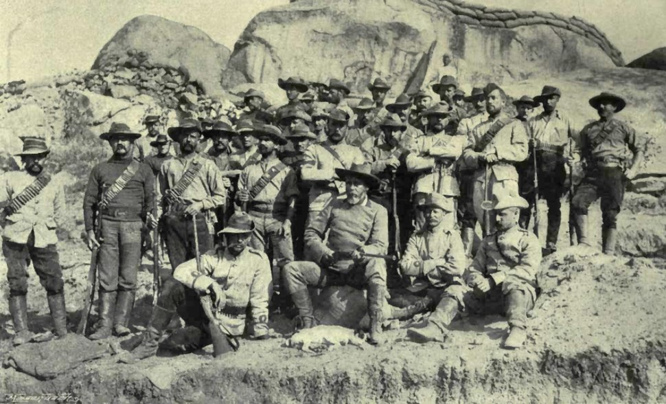 Bulawayo-H-Troop-Selous