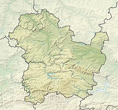 Bulgaria Targovishte Province relief location map.jpg