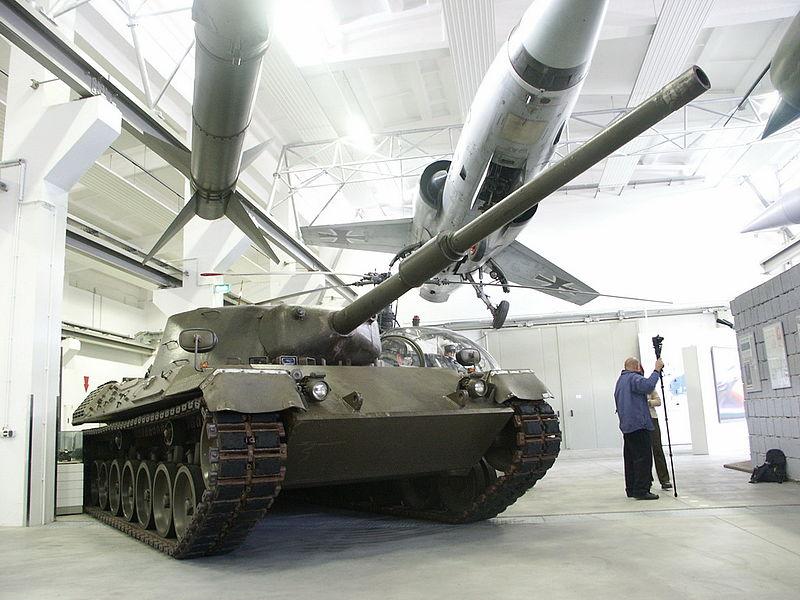 Leopard Tank Encyclopedia