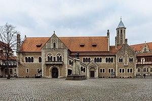 Dankwarderode Castle - Image: Burg Dankwarderode 2016