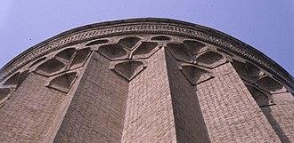 Tughrul Tower - Image: Burj Tughrul bala