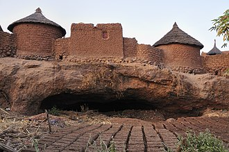 Mount Tenakourou - Image: Burkina 20110119 175308
