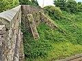 Burnley Barracks from Cavalry St bridge.jpg