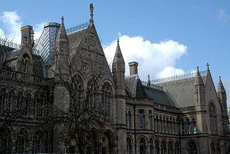 Nottingham Trent University - Nottingham Trent University, Arkwright Building