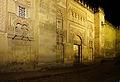 Córdoba Spain - Mezquita de Córdoba - Cathedral of Our Lady of the Assumption - Exterior at night (18562585075).jpg