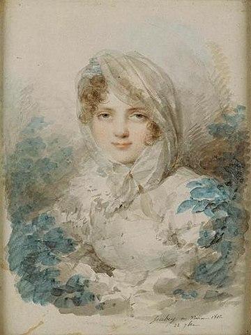Княгиня Е.П.Багратион.
