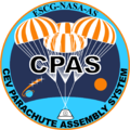 CEV Parachute Assembly System logo (transparent background) 01.png