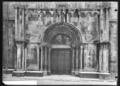 CH-NB - Zürich, Grossmünster, Portail, vue d'ensemble - Collection Max van Berchem - EAD-6581.tif