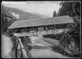 CH-NB - Zweisimmen, Holzbrücke, vue d'ensemble - Collection Max van Berchem - EAD-6700.tif