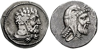Satrap - Coinage of Tiribazos, Satrap of Achaemenid Lydia, 388-380 BC