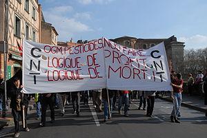 Confédération nationale du travail - CNT-F