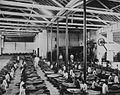 COLLECTIE TROPENMUSEUM Het sorteren van koffie door Javaanse vrouwen in een fabriekshal van een koffieonderneming te Soebang TMnr 60043290.jpg