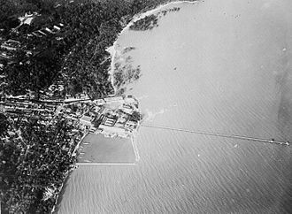 Pekalongan - Pekalongan harbour (ca.1933-40)