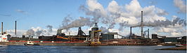 Tata Steel Europe IJmuiden.