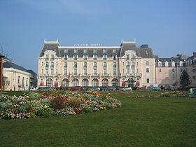Le Grand Hotel Vienne