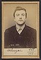 Cabuzac. Jean. 25 ans, né le 23-7-68 à Ivry la Bataille (Eure). Ciseleur. Anarchiste. 12-3-94. MET DP290249.jpg
