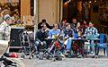 Cafe on Rue Cler, Paris 24 May 2014.jpg