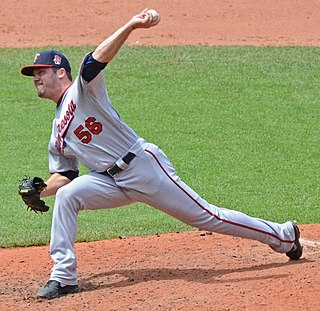 Caleb Thielbar American baseball player