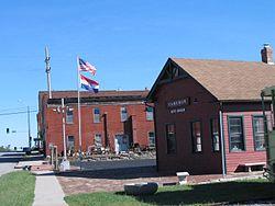 Cameron-depot