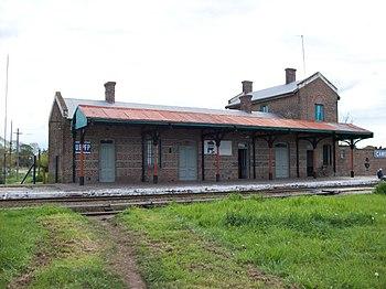 Camet Station 1