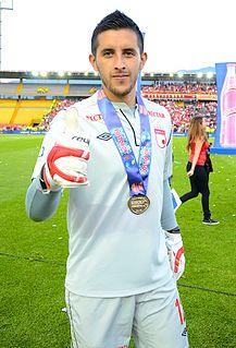 Camilo Vargas Colombian footballer