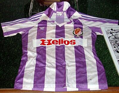 Camiseta del Real Valladolid en la temporada 1983 84. 4f382dabbe0a7