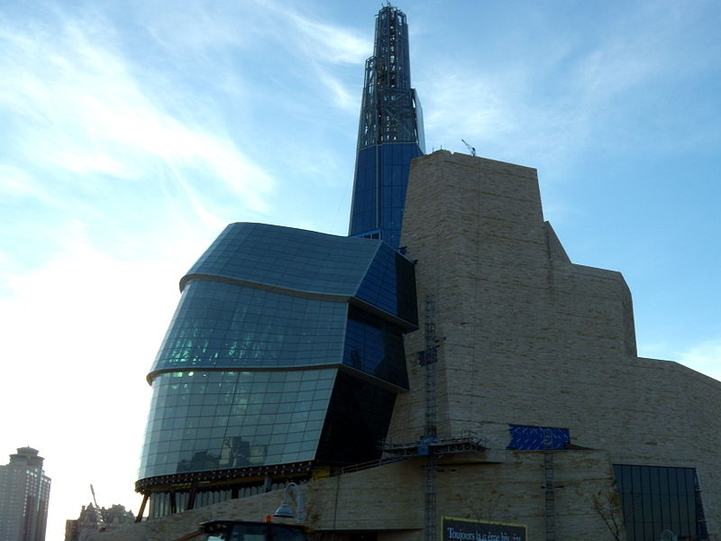 File:Canadian Museum for Human Rights under Construction 03.JPG